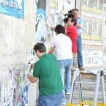 """Operazione """"Ripuliamo i muri di Catania"""""""