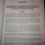Foto Presentazione Regolamento Consulta Migranti